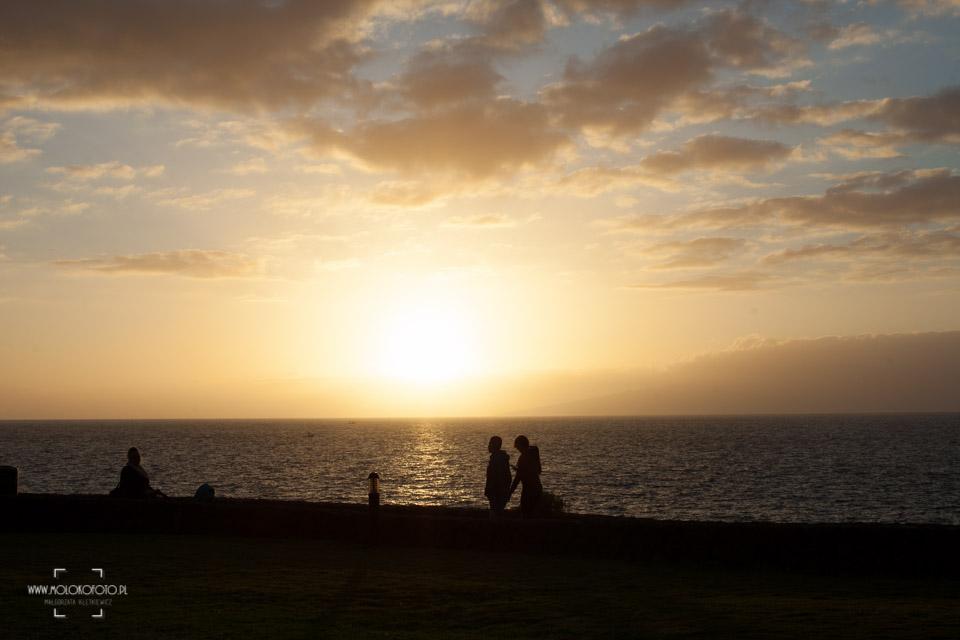 zdjęcia z wakacji - zachody słońca