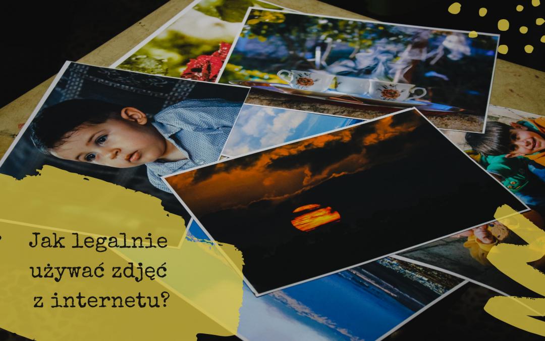 Jak legalnie używać zdjęć z internetu?