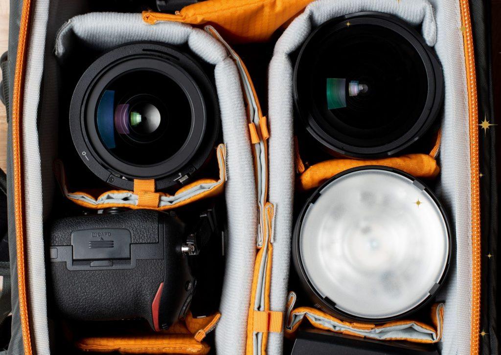 plecak fotograficzny, jak dbać o aparat