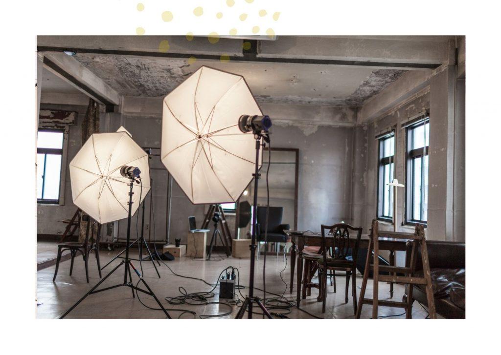 pierwsze studio fotograficzne